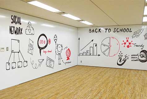 ホーム日学、12月2日〜東京ビッグサイトで開催 「建材・住設EXPO」壁面の有効活用 超薄型壁面ホワイトボード SMW出展2020年11月30日